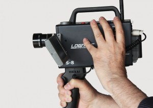 Logmar-8, the first new analog Super-8 camera made in 30 years