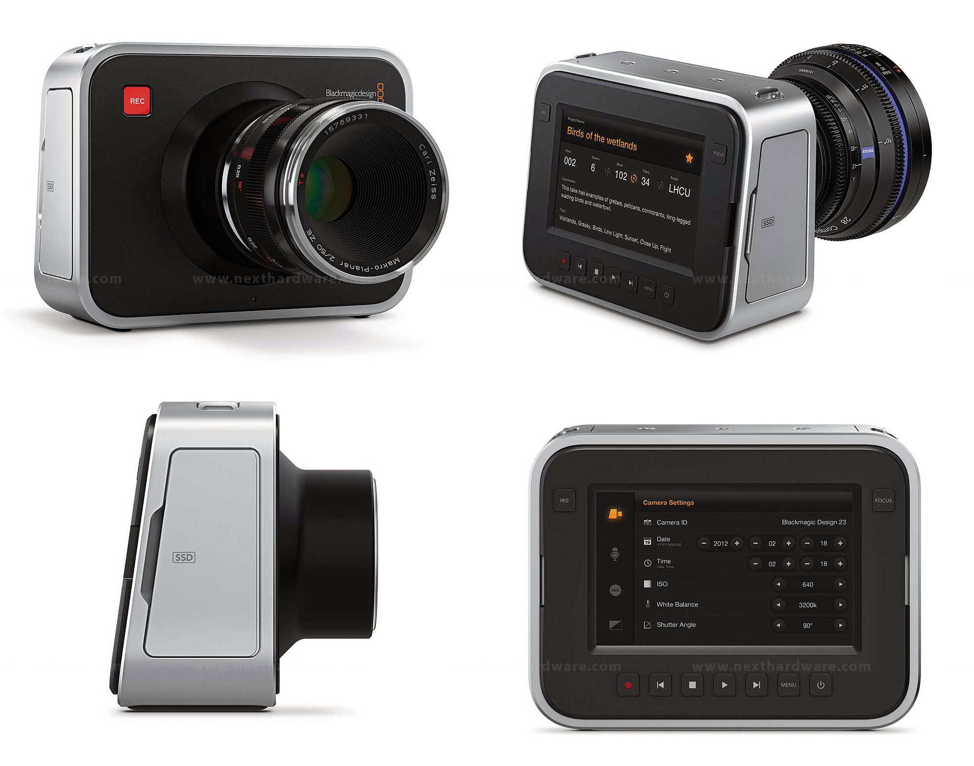 BlackMagic Cinema Camera: a review