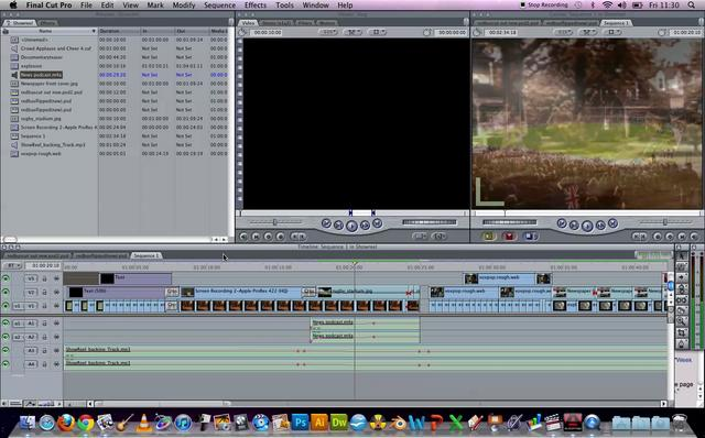 Working Around Final Cut 7: Or, How To Use Final Cut 7 When The Whole World Tells You Not To